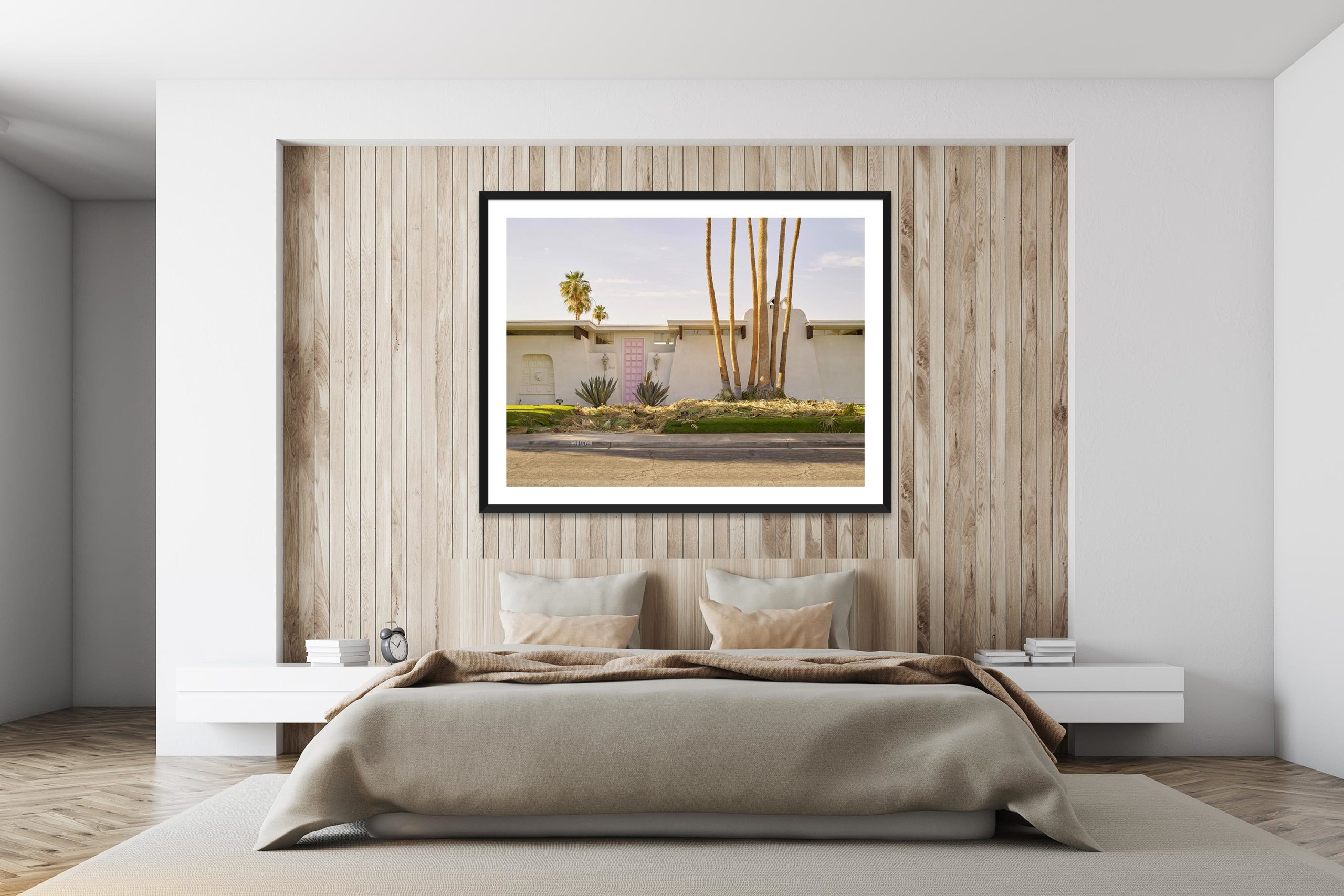 No Photography - Black Frame - I Heart Palm Springs Collection - Fine Art Photography by Toby Dixon