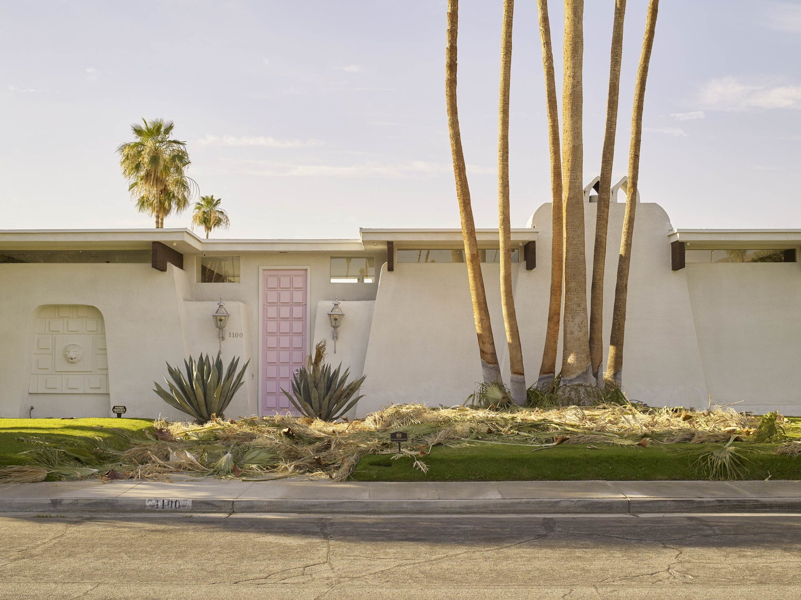 No Photography - I Heart Palm Springs Collection - Fine Art Photography by Toby Dixon