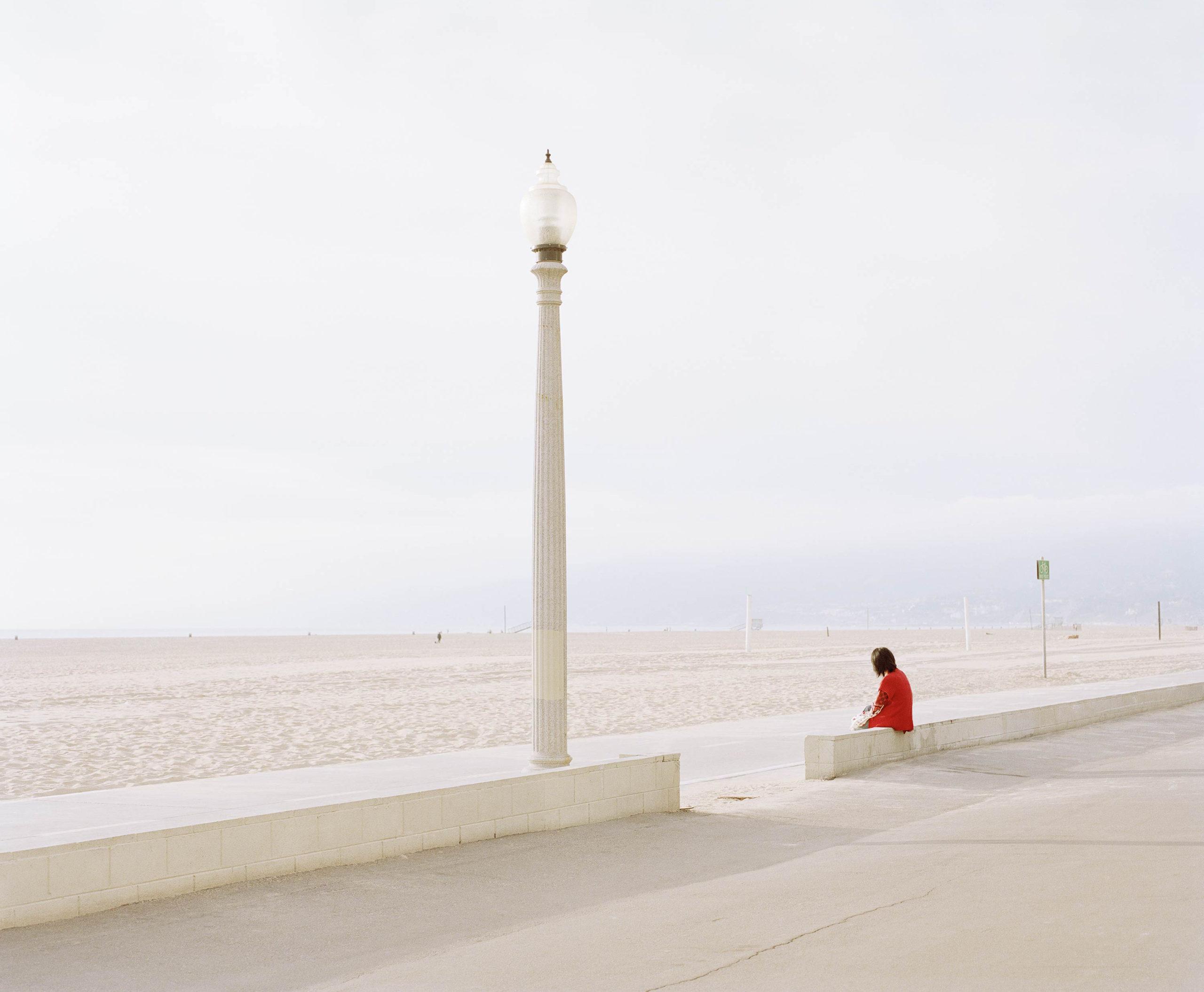 Tourist - Concrete Collection - Fine Art Photography by Toby Dixon
