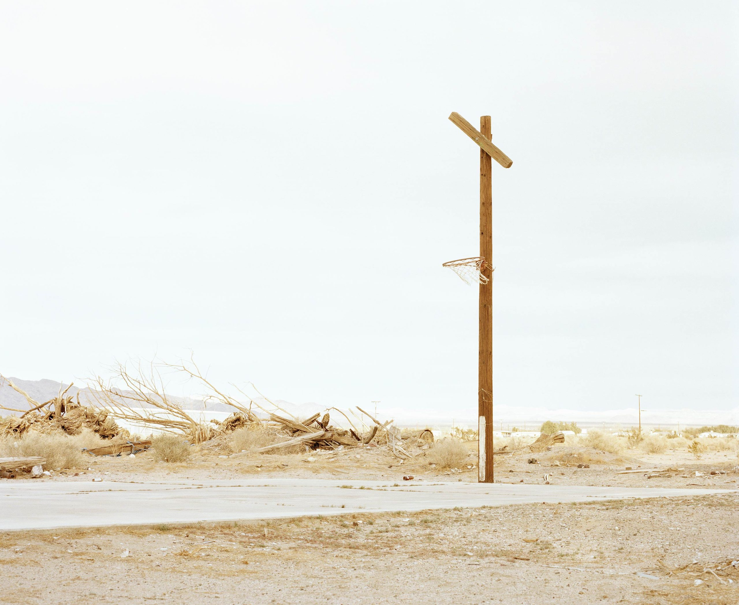 Hoop Dreams, Mojave Desert - Oh Mojave Collection - Fine Art Photography by Toby Dixon