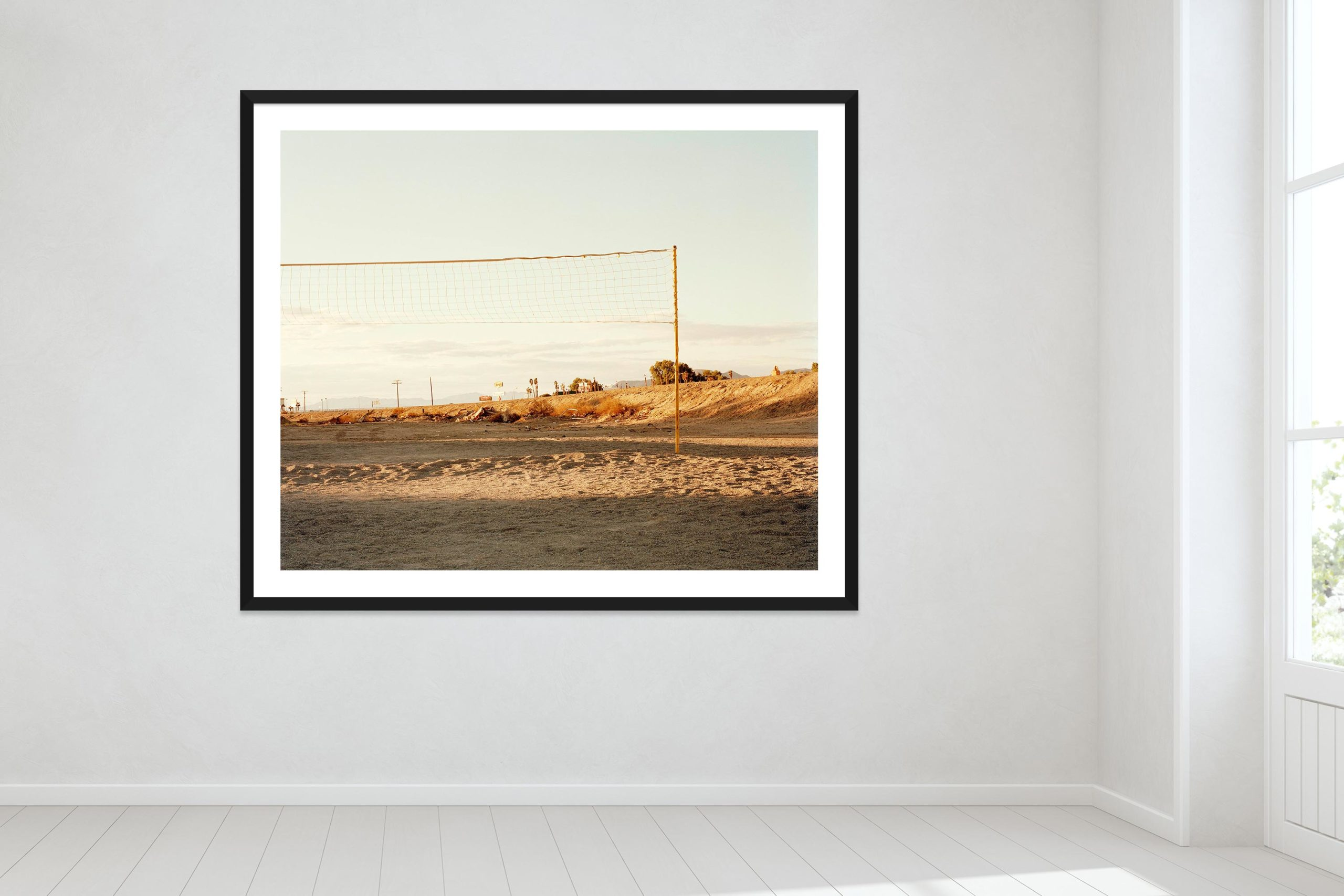 I Knew These People - Black Frame - Oh Mojave Collection - Fine Art Photography by Toby Dixon