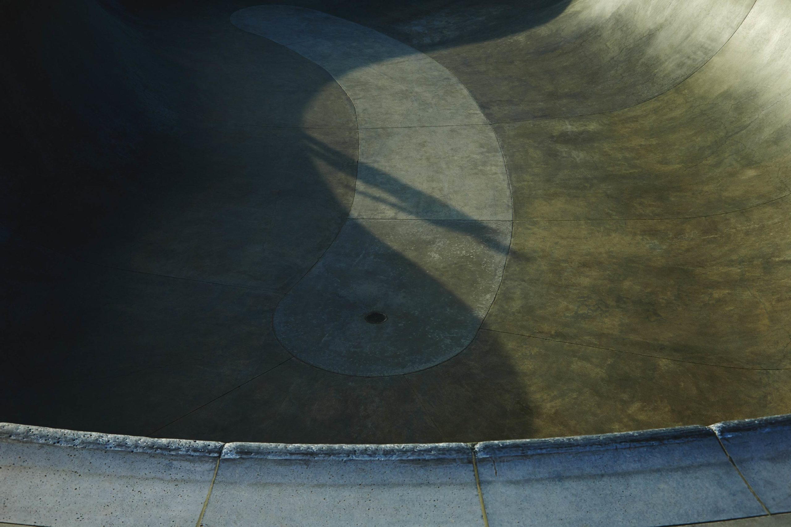Purple Haze - Skate Park, Venice Beach Collection - Fine Art Photography by Toby Dixon