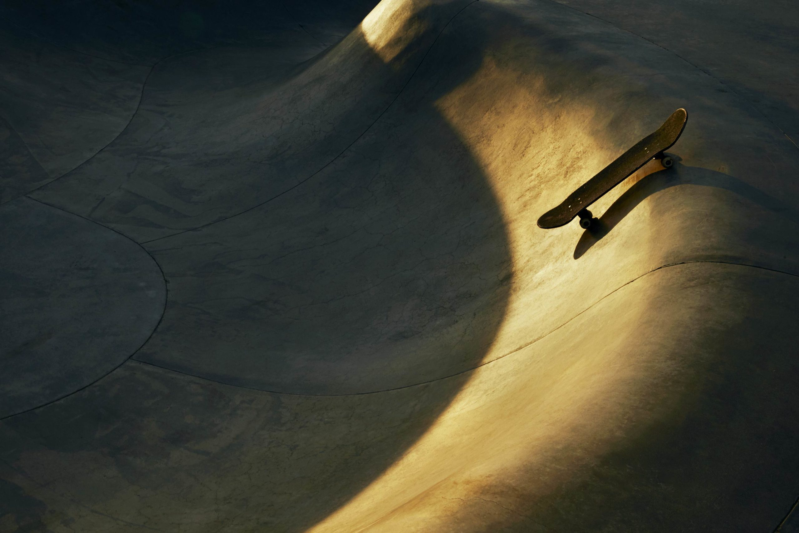 Gravity Fed - Skate Park, Venice Beach Collection - Fine Art Photography by Toby Dixon