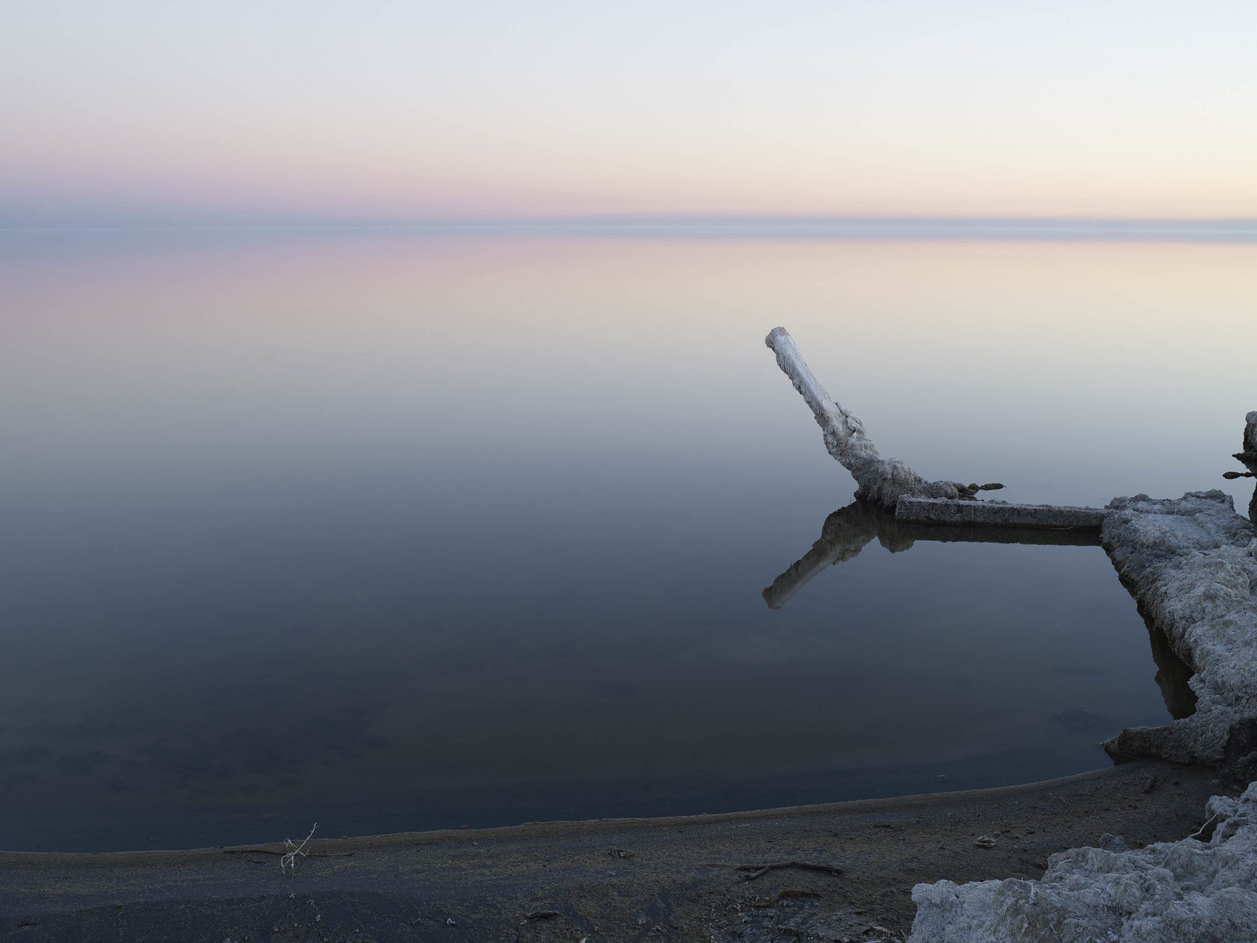 Silver Lining - Welcome To Bombay Beach Collection - Fine Art Photography by Toby Dixon