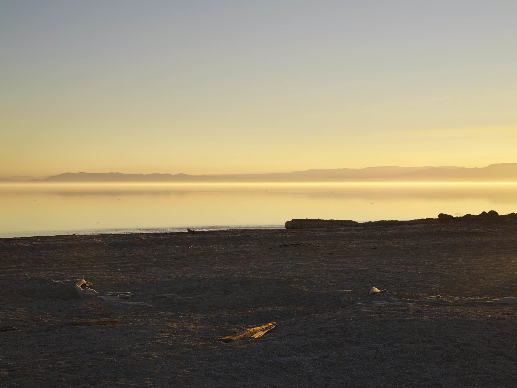 Friday's Child - Welcome To Bombay Beach Collection - Fine Art Photography by Toby Dixon