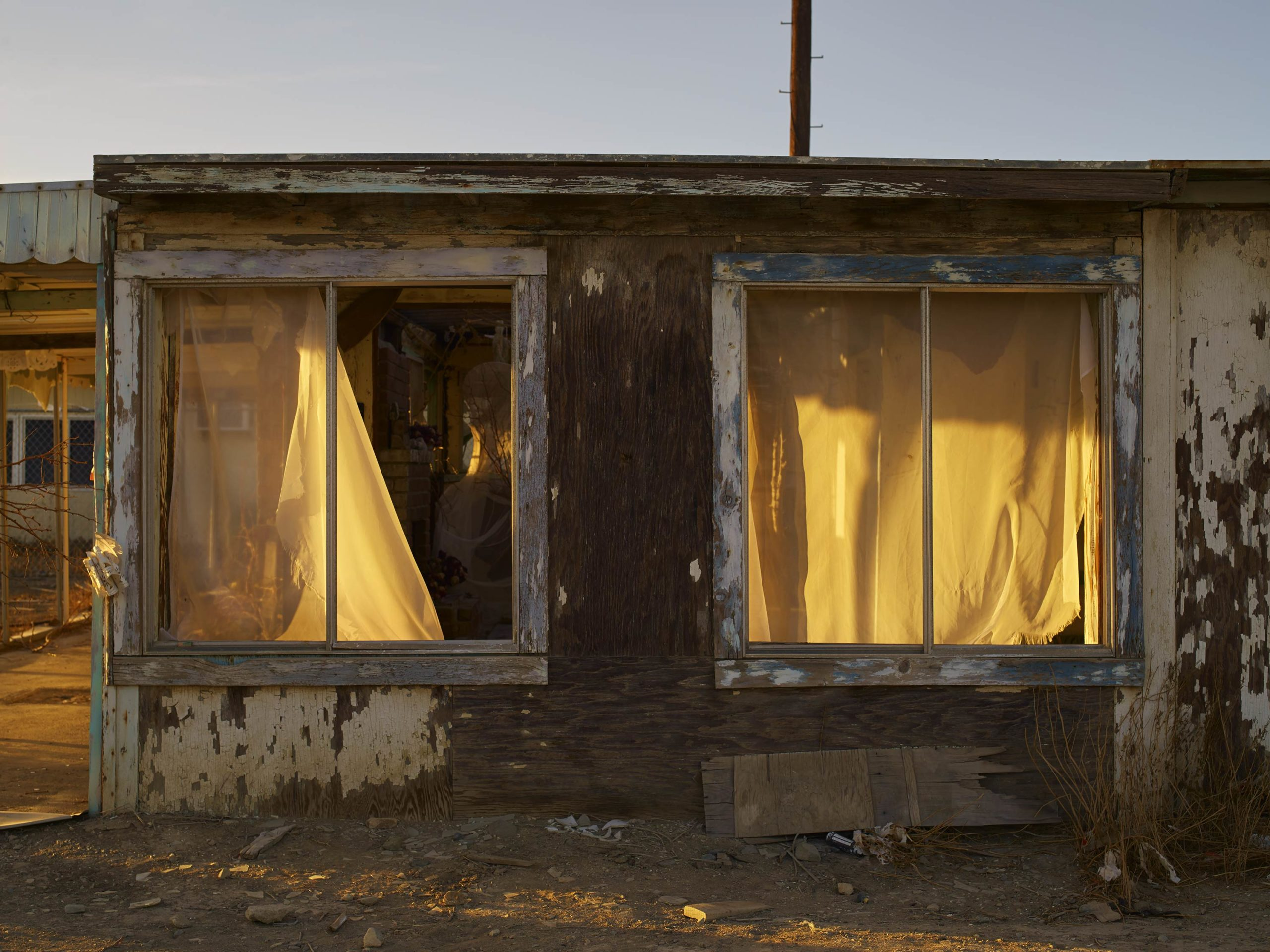 The Dream House - Welcome To Bombay Beach Collection - Fine Art Photography by Toby Dixon