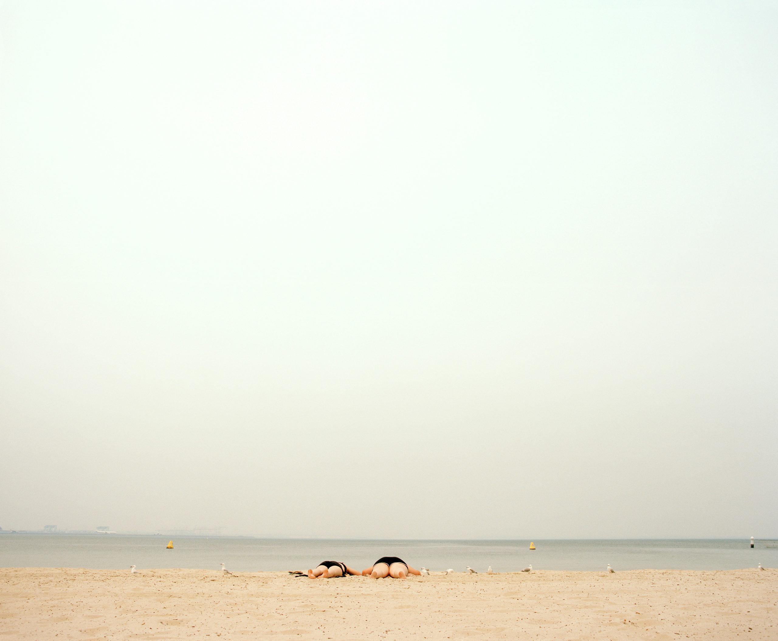 Legs - Concrete Collection - Fine Art Photography by Toby Dixon